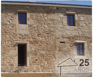 Rehabilitaci n y reformas vimianzo restauraci n - Rehabilitacion de casas antiguas ...